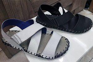 فروش عمده کفش صندل مردانه