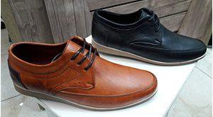 کفش چرم گاوی مردانه