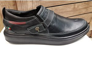 پخش عمده کفش چرم گاوی مردانه