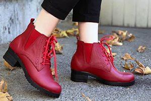 خرید کفش بوت زنانه