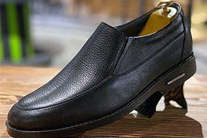 کفش طبی مجلسی مردانه