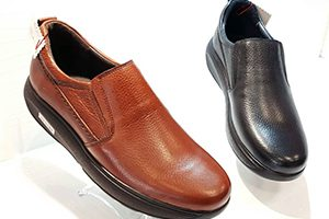 کفش طبی بزرگ پا مردانه