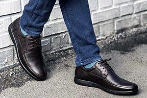 کفش مردانه چرم مشهد