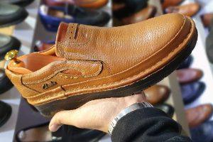 کفش طبی مردانه کلارک