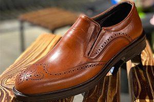 کفش کلاسیک چرم
