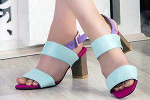 فروش عمده کفش مجلسی زنانه جدید در تهران