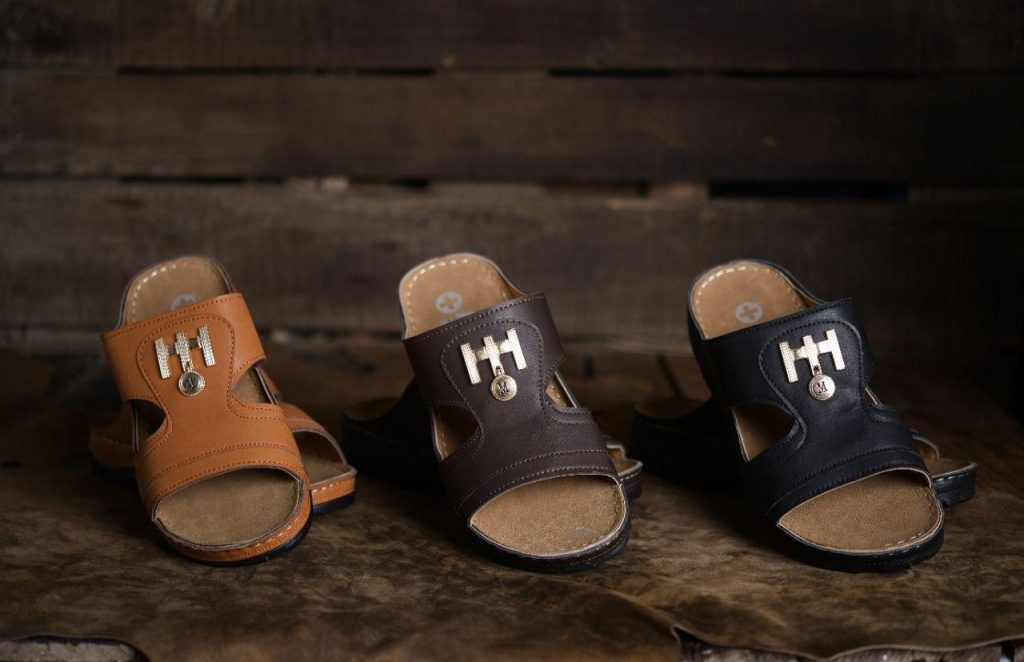تولیدی کفش صندل مردانه