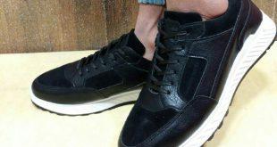 تولیدی کفش چرم مصنوعی